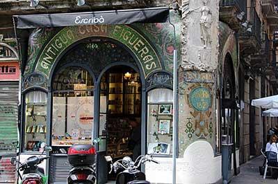 Memoirs of a Chocolate Lover - Escriba, Spain