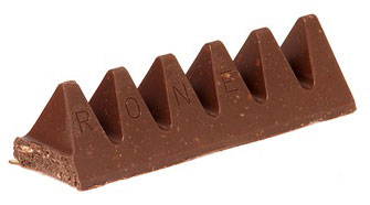 Memoirs of a Chocolate Lover - Toblerone